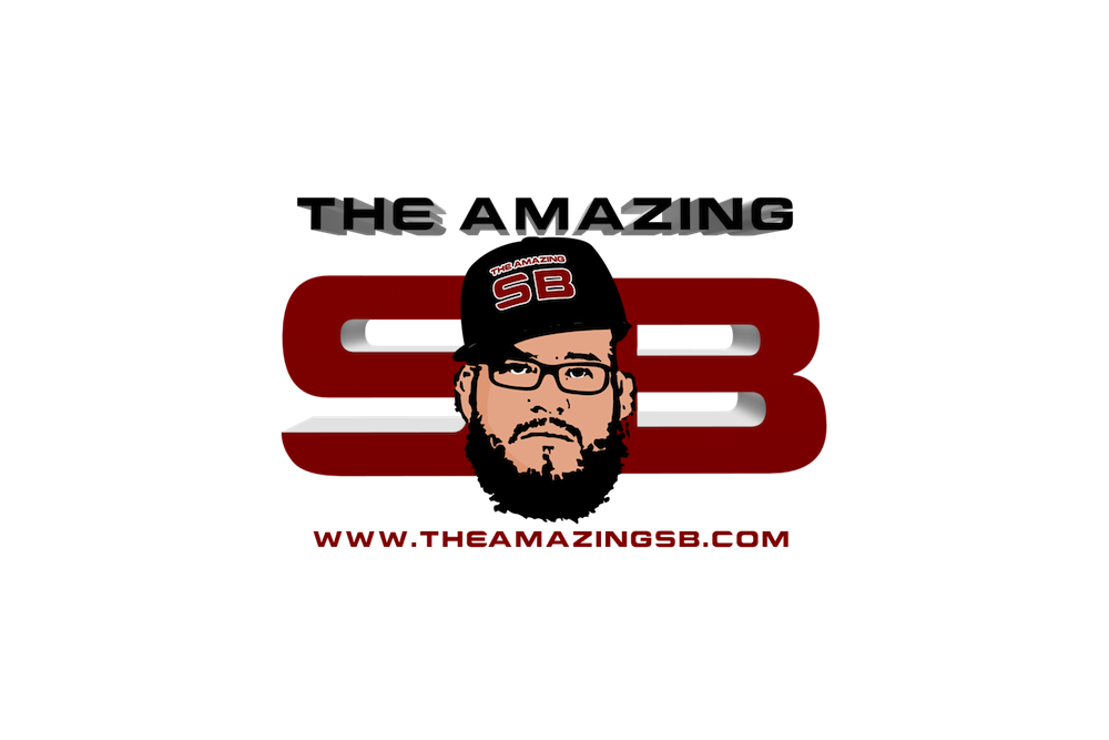 THE AMAZING SB LOGO 1
