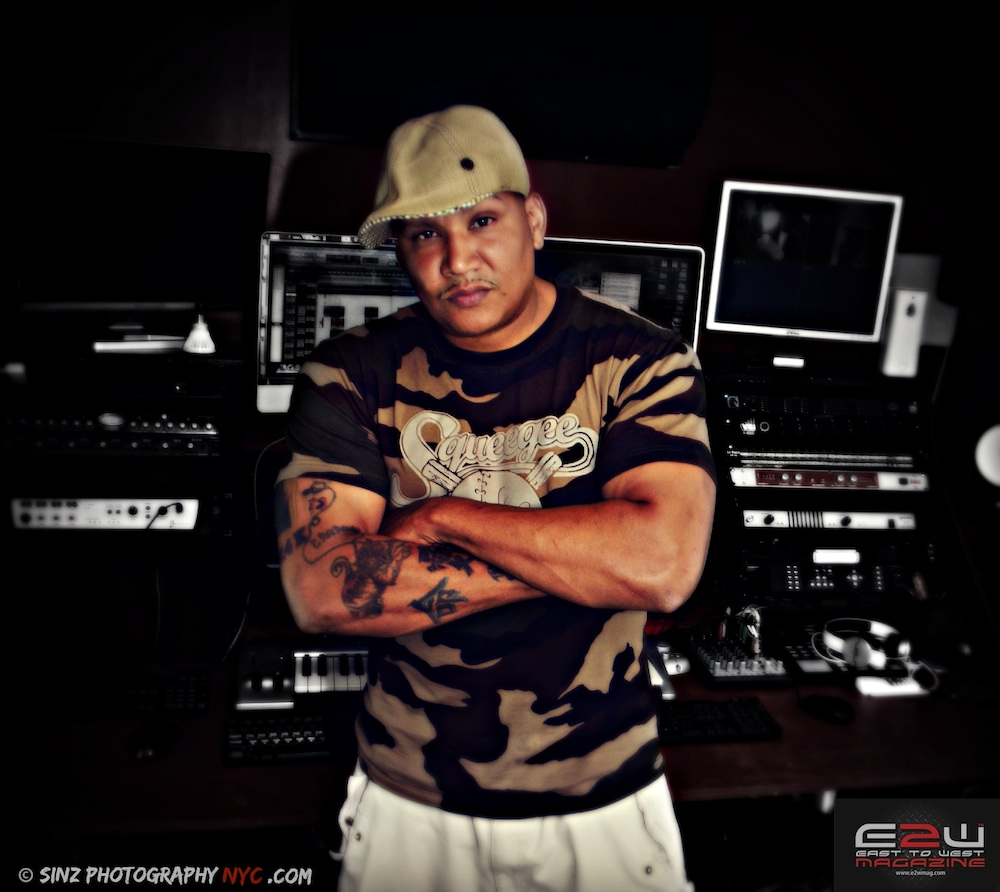 Cuban Link E2W Mag Interview | E2W Magazine Rapper