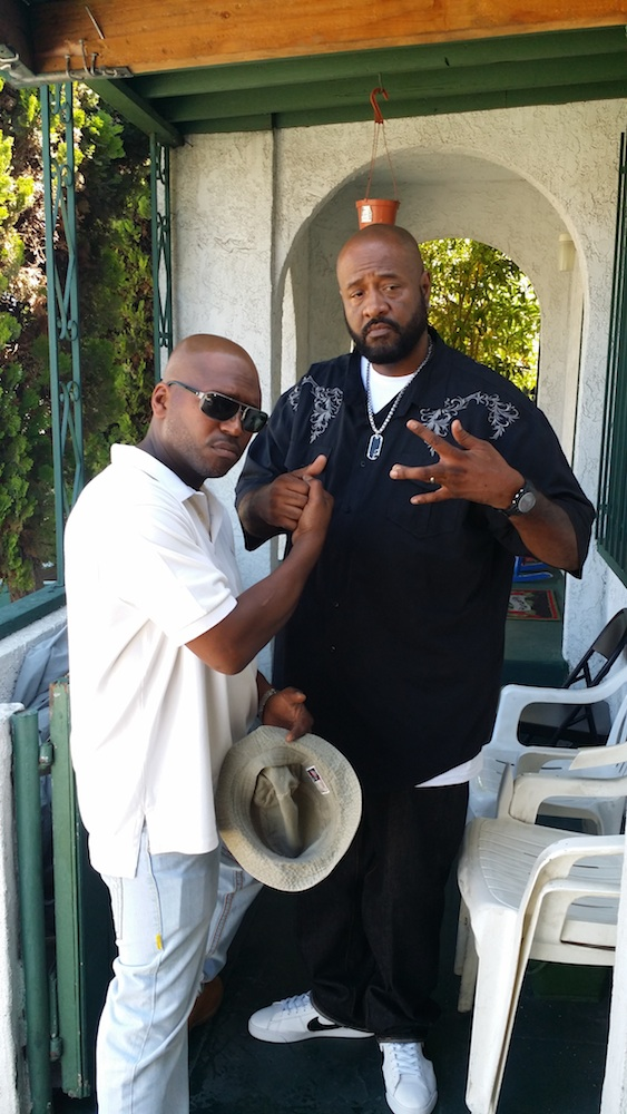 Cebo Down Foe Mine Records Compton Hip Hop Rap Music Cars Legend E2W magazine