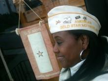 GOLD STAR MOTHERS HOP HOLLINGSWORTH