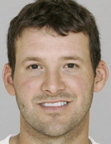 TONY ROMO NFL FOOTBALL DALLAS COWBOYS