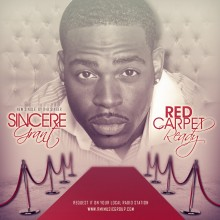 Sincere Grant R&B Singer Music E2W magazine