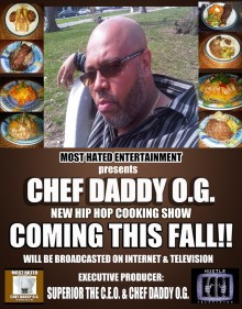 CULINARY ARTIST CHEF DADDY OG