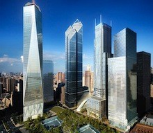 WORLD TRADE CENTER SITE NYC FREEDOM TOWER
